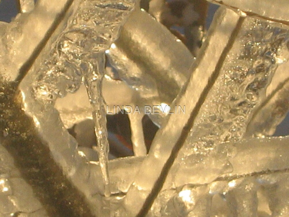 ice of gold by LINDA DEVLIN