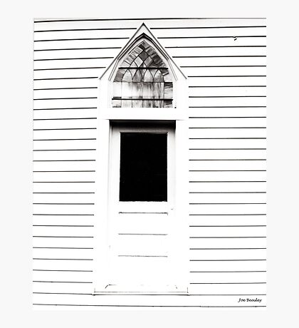 Church Door Photographic Print