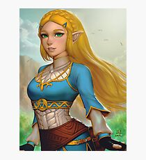 Zelda Photographic Print