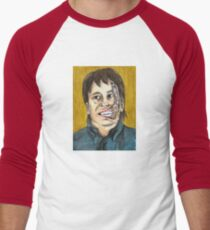 Ted - Robot Ted - BtVS Men's Baseball ¾ T-Shirt