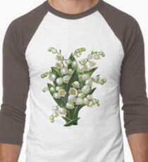 Lilies of the valley - acrylic painting T-Shirt