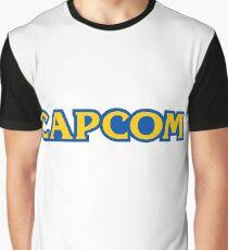Capcom logo Graphic T-Shirt