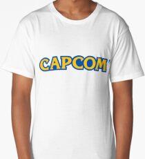 Capcom logo Long T-Shirt