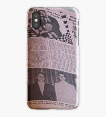 Buddy Holly and The Fabulous Crickets iPhone Case/Skin