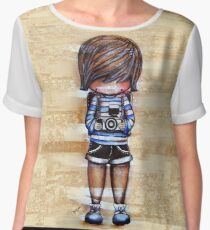 Smile Baby Photographer  Chiffon Top