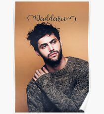 matthew daddario Poster