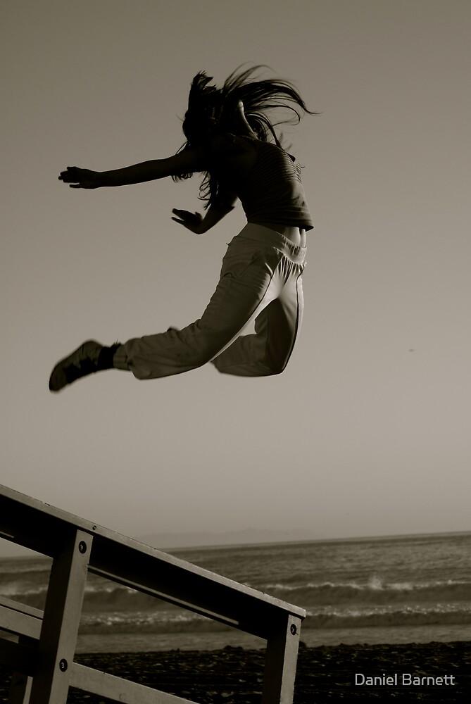 Leap of faith by Daniel Barnett