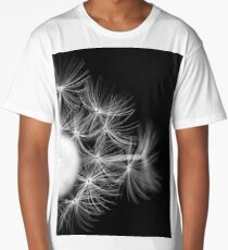 feather Long T-Shirt
