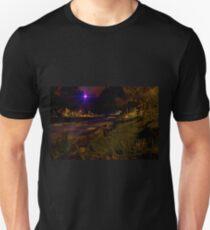 The Rushing Rio Tomebamba III Unisex T-Shirt