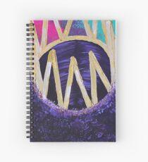 GRAFFITI QUEEN Spiral Notebook