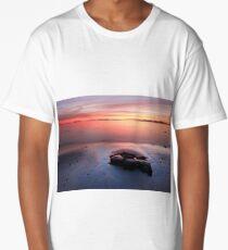 Kintyre Coastal Sunset Long T-Shirt