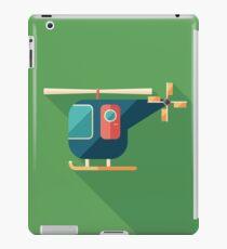 Civilian Helicopter iPad Case/Skin