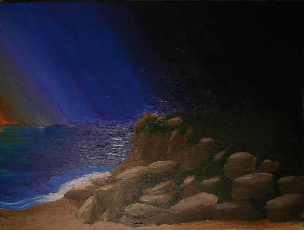 Rocky Beach by sara2442
