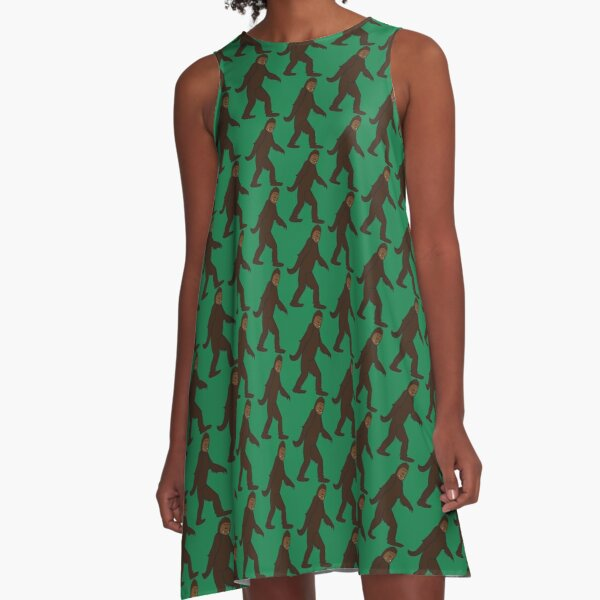 Bigfoot A-Line Dress