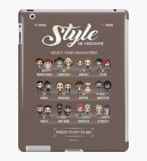 Style | The Videogame iPad Case/Skin