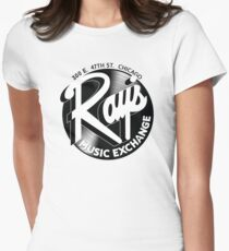 Ray's Music Exchange - 3D Alternative Womens Fitted T-Shirt