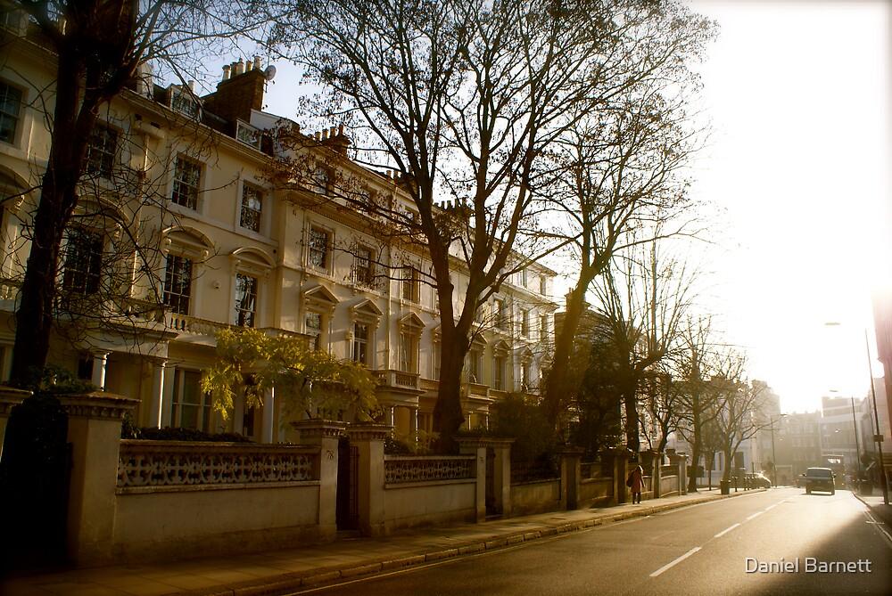 Kensington Church Street, London by Daniel Barnett