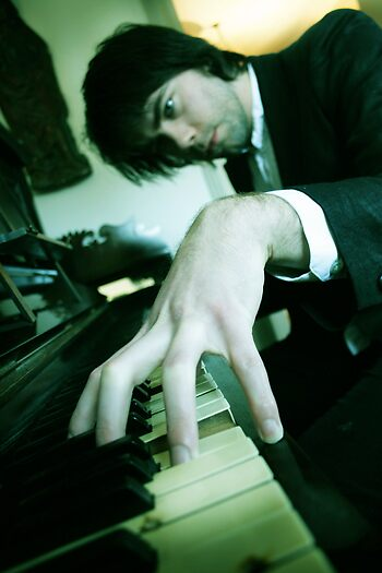 the piano man by orourke