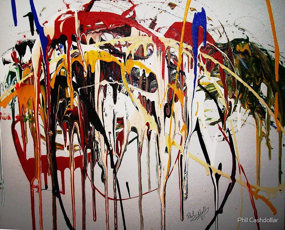 A Mess by Phil Cashdollar
