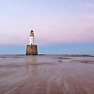 Lighthouse Sunset by Grant Glendinning