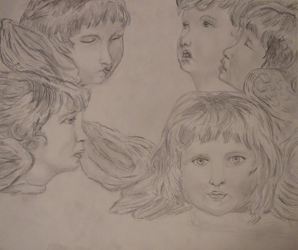 Angels by sara2442