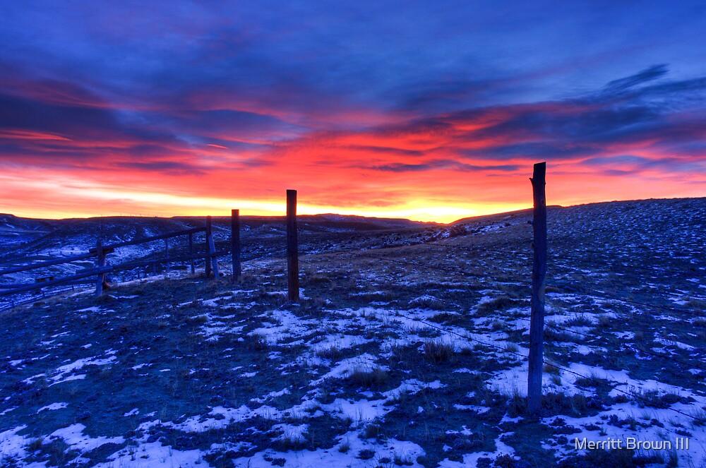 Sunrise #12a by Merritt Brown III