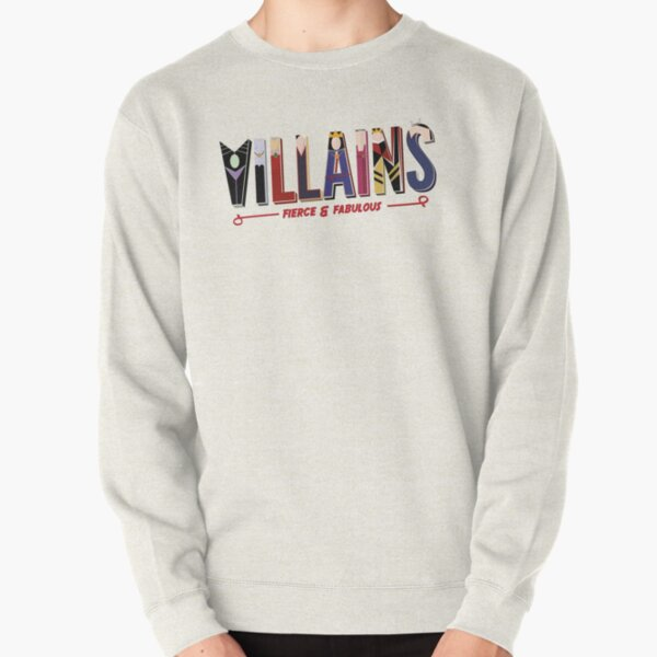 Villains Pullover Sweatshirt