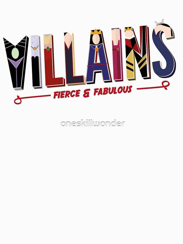 Villains | Unisex T-Shirt