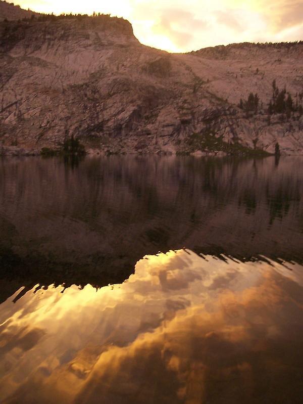 May Lake, Yosemite National Park, CA by becky0726