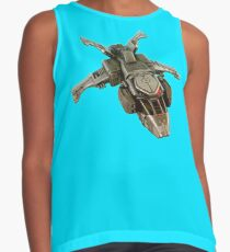The Currently Untitled Contrast Tank