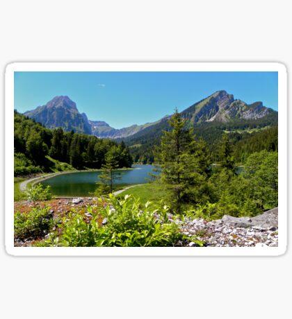 My favourite secret Swiss Lake Sticker
