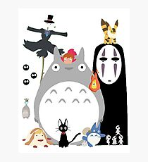 ghibli Photographic Print