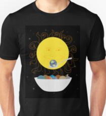 Sun Eating a Bowl of Planets for Breakfast Unisex T-Shirt