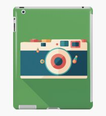 Vintage Film Camera iPad Case/Skin