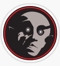 The Silent Vampyr Sticker