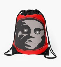 The Silent Vampyr Drawstring Bag