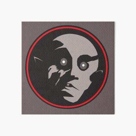 The Silent Vampyr Art Board Print