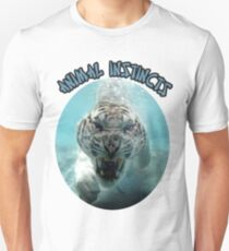Animal Instincts  Unisex T-Shirt
