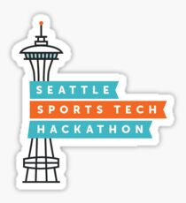 Seattle Hackathon Sticker