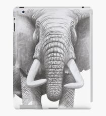 WISE ELEPHANT iPad Case/Skin