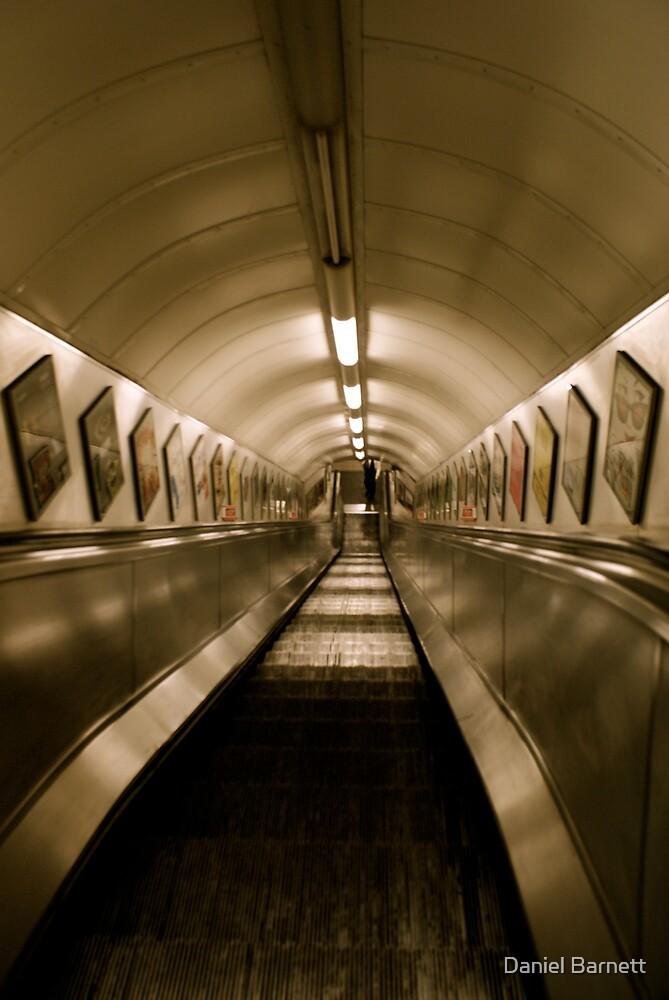 Underground by Daniel Barnett
