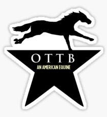 ottbs get the job done Sticker
