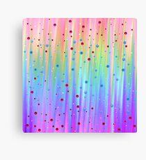 Sounds of Bubbles Canvas Print