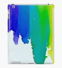 Alcohol Ink Abstract 4 iPad Case/Skin