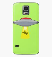 Martians Want Milk & Burgers! Case/Skin for Samsung Galaxy