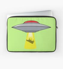 Martians Want Milk & Burgers! Laptop Sleeve
