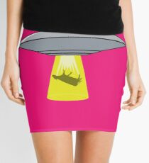 Martians Want Milk & Burgers! Mini Skirt