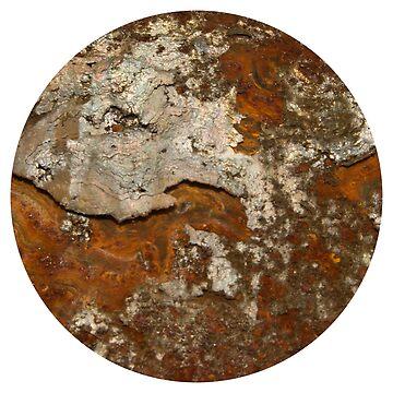 Circle of Rust by errickschild