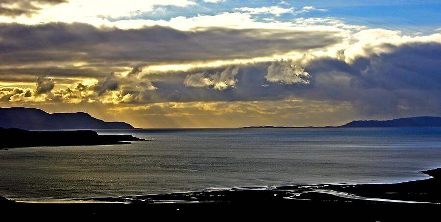 Skye sky by Euan Christopher