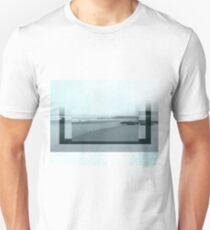 Ocean Rectangle Unisex T-Shirt